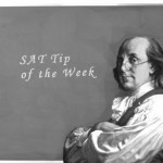 SAT Tip of the Week