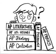 Are AP courses considered college course work?
