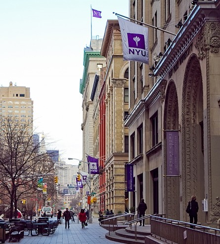 early thoughts on nyu stern s application essay nyu campus