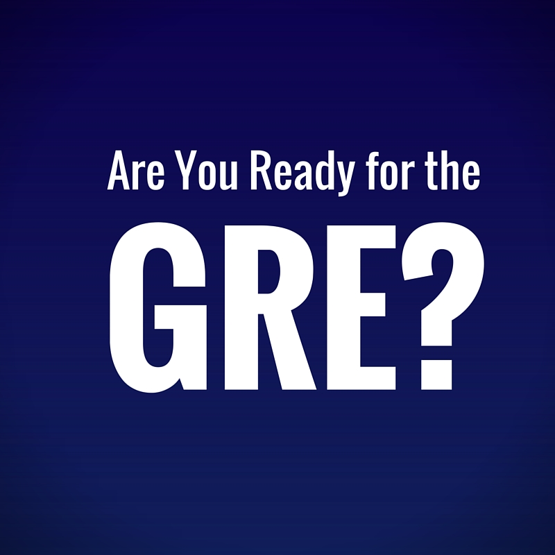 Can GRE replace undergraduate studies completely?